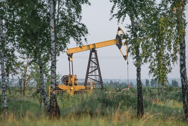 Ölpumpenheber ölfeldkraftstoff