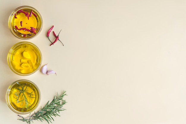 Ölsorte mit mehreren eigenschaften