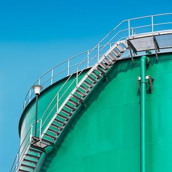 Ölvorratsbehälter