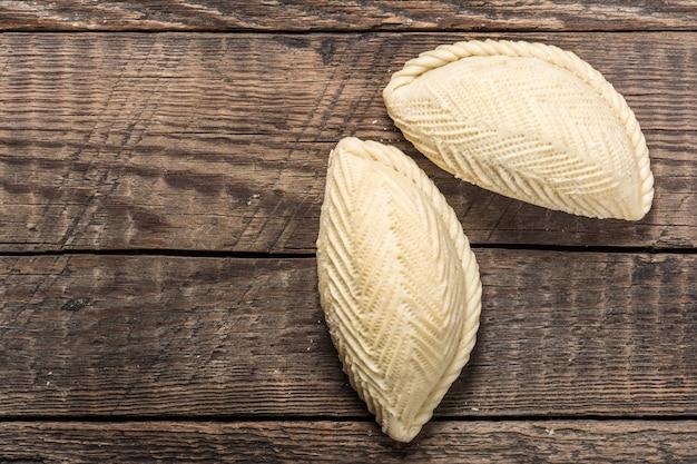 Östliches süßes gebäck, shekerbura