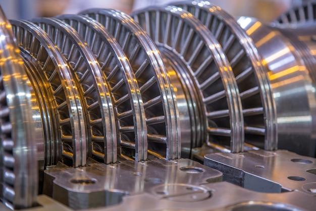 Offene turbine