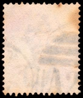 Old blank stempel grunginess
