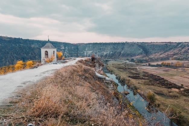 Old orhei in moldawien