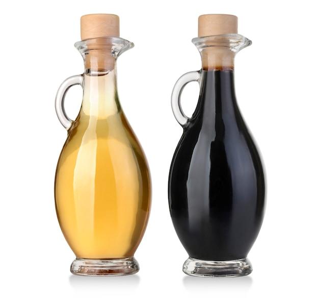Olivenöl mit italienischem balsamico-essig