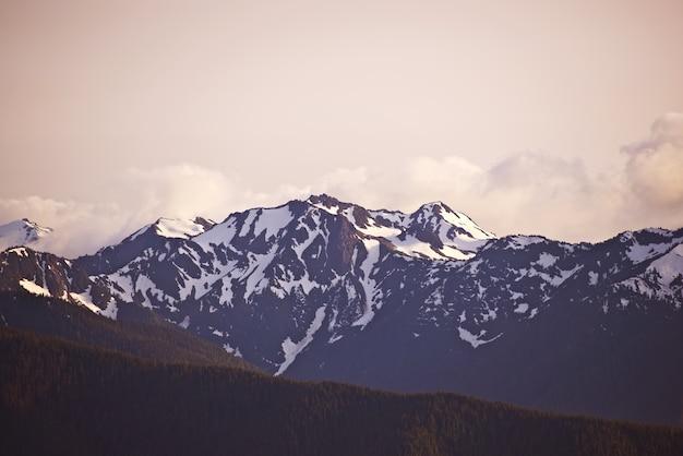 Olympischen berge