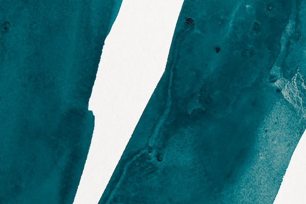 Ombre dunkelgrüner aquarellhintergrund
