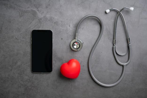 Online-antrag auf medizinische versorgung auf dem smartphone