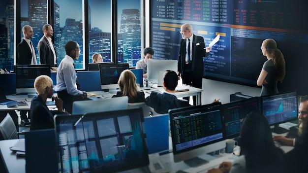 Online-börsen-team
