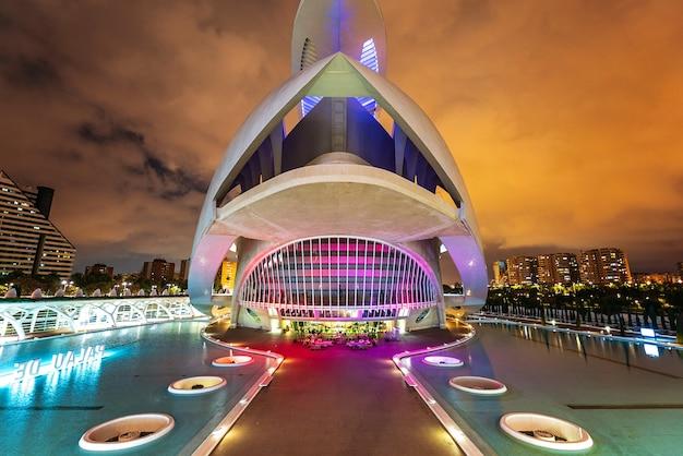 Opernhaus von valencia