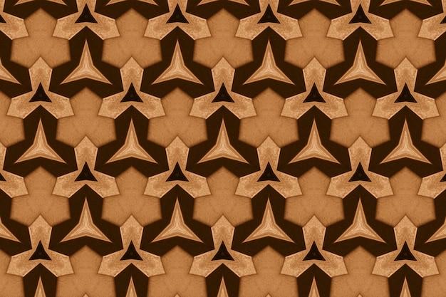 Orange abstrakter musterhintergrund