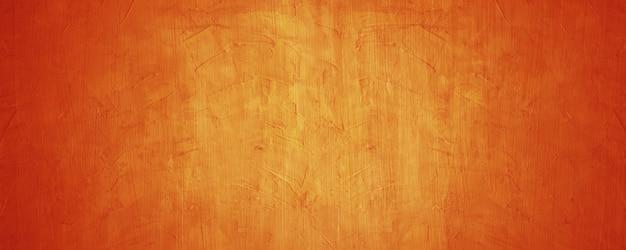 Orange grunge-textur-hintergrund