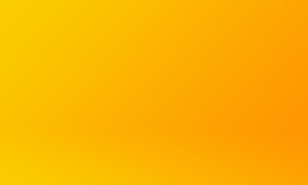 Orange hintergrund des studiohintergrunds