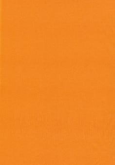 Orange krepppapierhintergrund