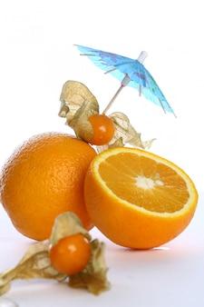 Orangen-cocktail