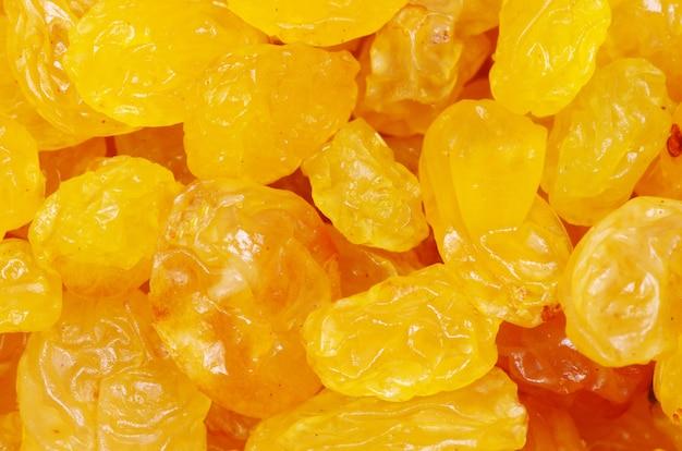 Orangen rosinen