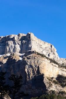 Ordesa nationalpark in spanien