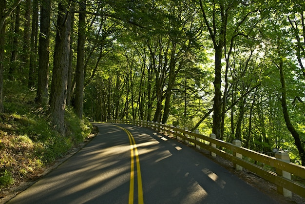 Oregon us 30 autobahn