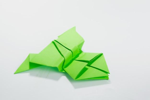 Origami-papiere hautnah