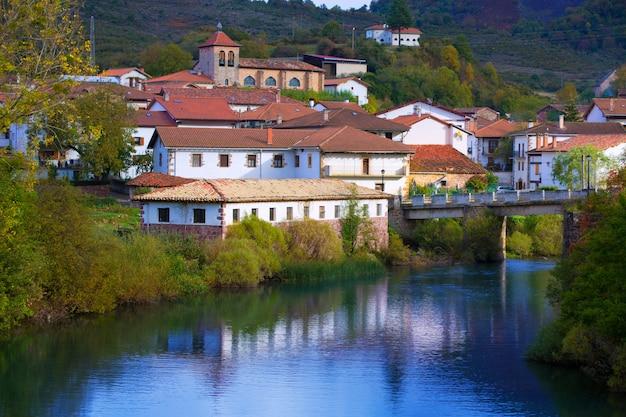 Oroz betelu in navarra pyrenäen von spanien
