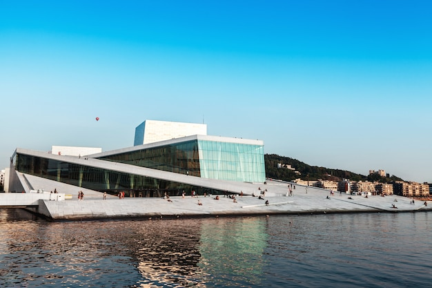 Osloer opernhaus