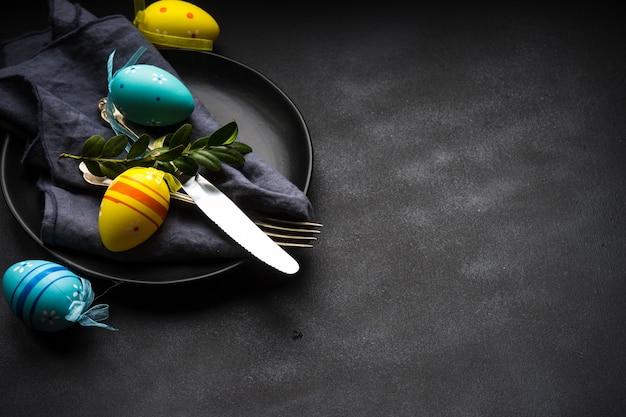 Ostern-feiertagskonzept