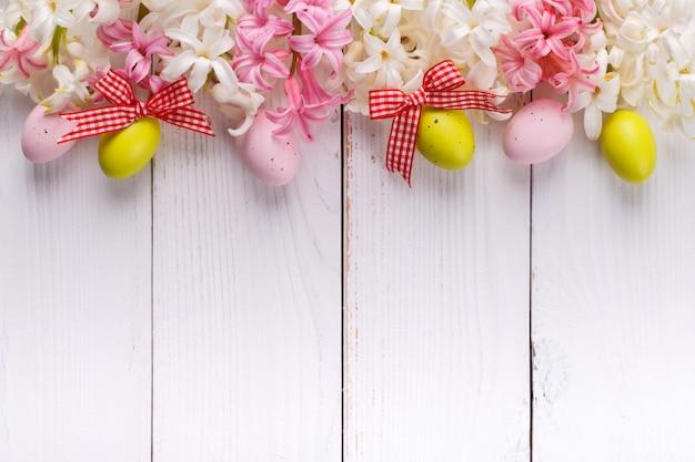 Ostern festlichen hintergrund