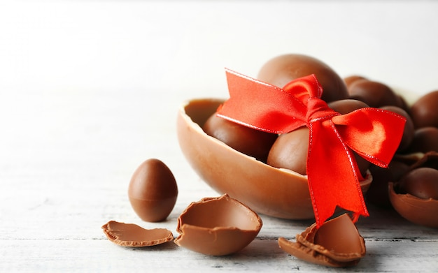 Ostern schokolade