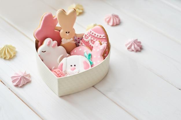 Osterplätzchen in box