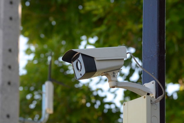 Outdoor-cctv, ip-kamera