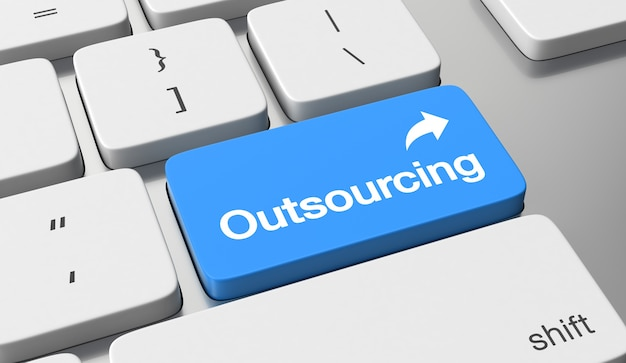 Outsourcing text auf tastatur-taste