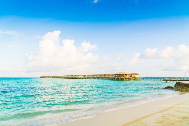 Ozean luxus-touristen riff bucht