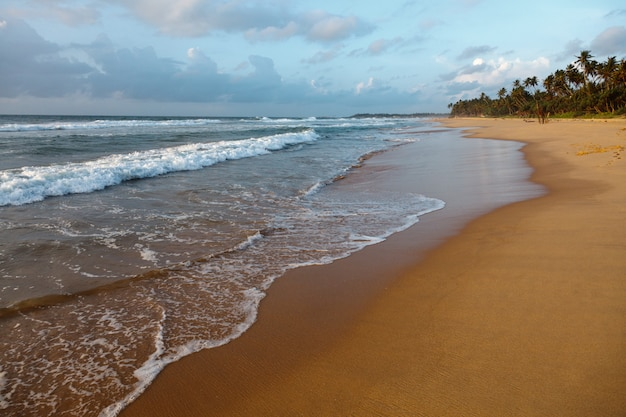 Ozean sonnenuntergang