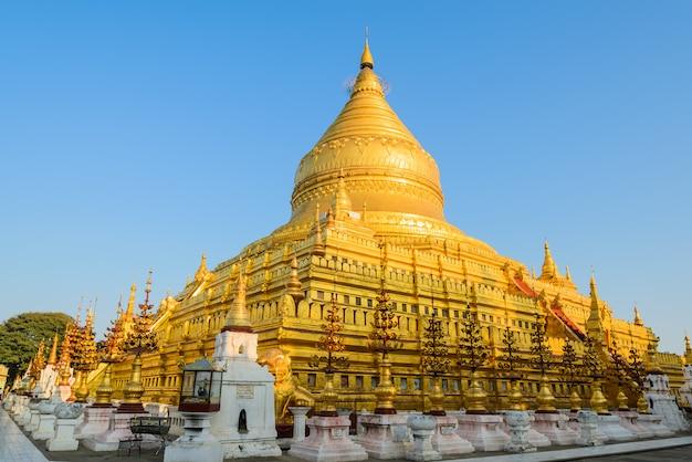 Pagode auf myanmar