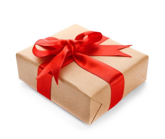 Paket geschenkbox
