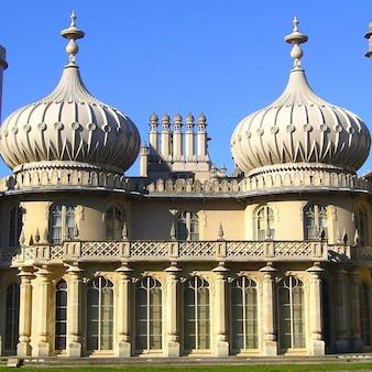 Palace royal brighton pavillon architektur