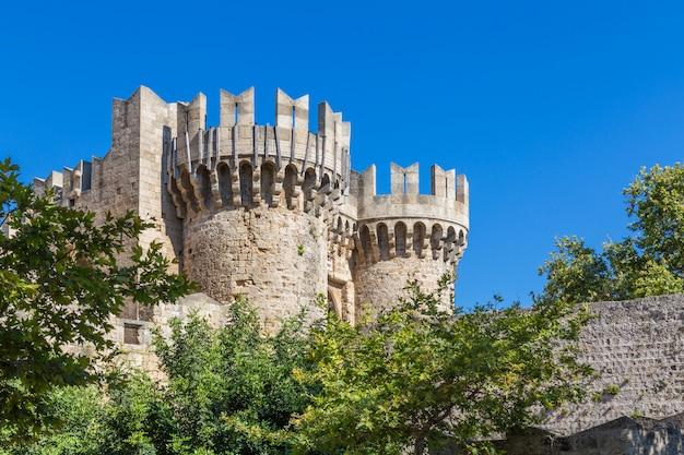 Palast des großmeisters der ritter von rhodos