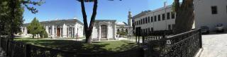 Palast des sultans des osmanischen empi, sultan