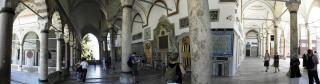 Palast des sultans des osmanischen empi