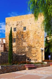Palast von pretori roma in tarragona