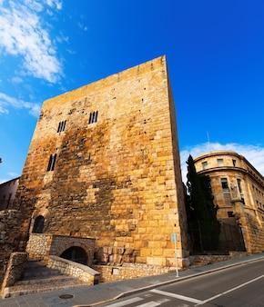 Palast von pretori roma. tarragona