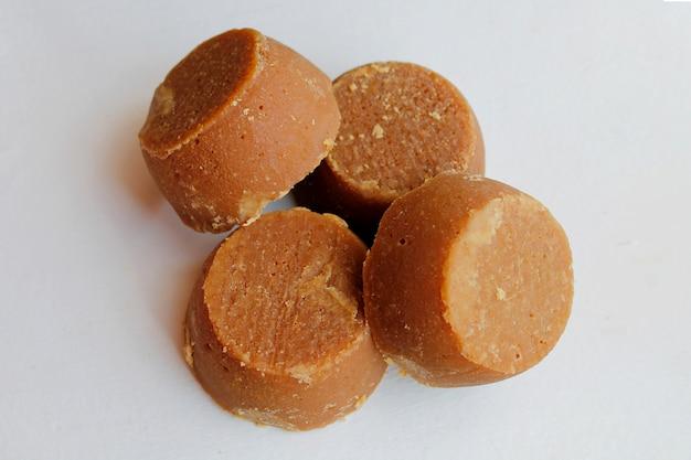 Panela zuckerrohr saccharum officinarum