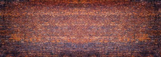 Panoramablick auf mauerwerk, mauer als hintergrund
