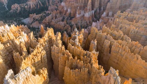 Panoramalandschaft, großformat bryce canyon national park, usa,