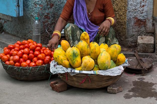 Papaya oder papita
