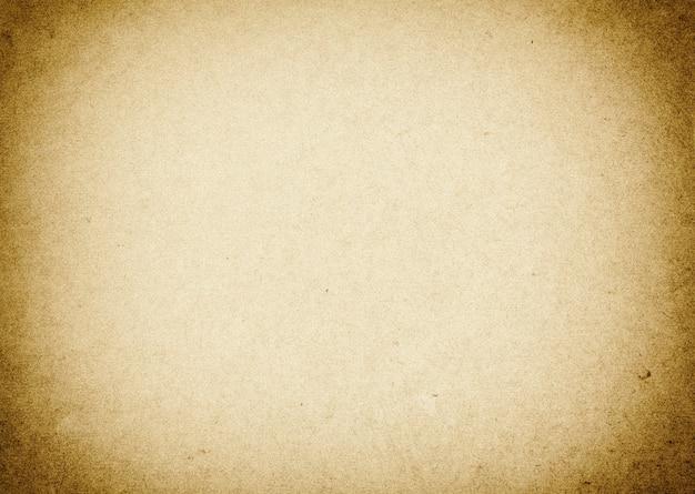 Papier alte weinlesebeschaffenheit, schmutzbeschaffenheit des alten beige papierhintergrundes