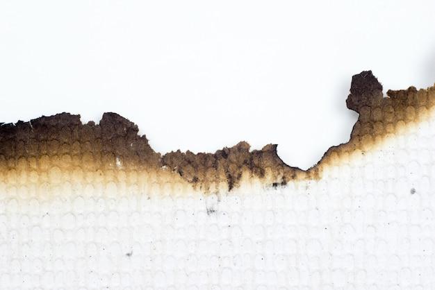 Papier gebrannte alte grunge auszugs-hintergrundbeschaffenheit