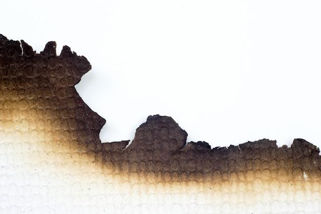 Papier gebrannte alte grunge auszugsbeschaffenheit