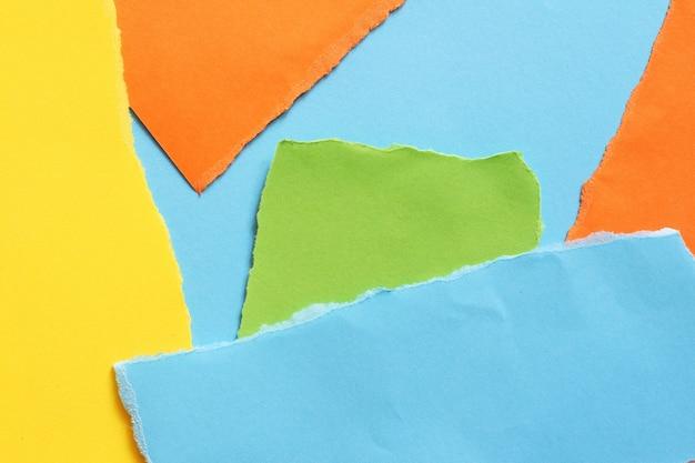 Papierbeschaffenheitshintergrund mit kopienraum für text