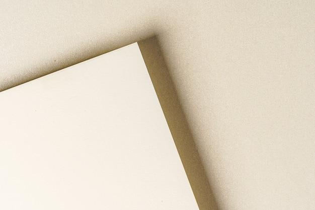 Papiermuster für wirtschaft und kunst schließen, kopierraum