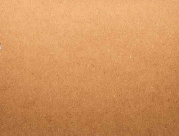 Pappbeschaffenheitshintergrund. braunes papiermaterial. leere pappe.